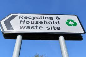 Recycling and household waste sites OPEN from 18th May 2020.