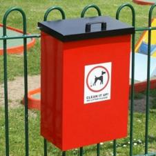 Dog Waste Bins!