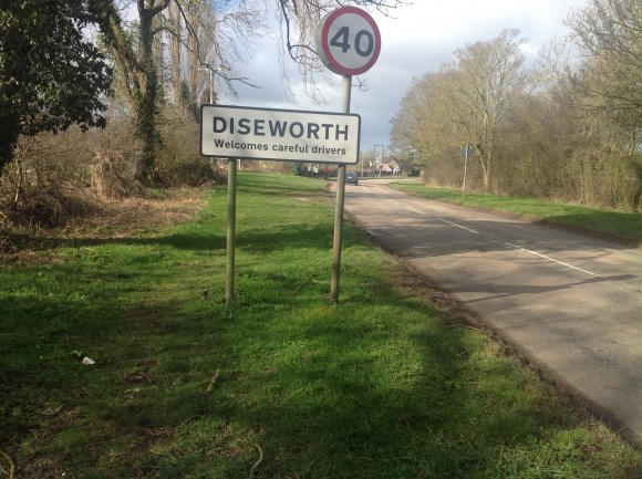 Welcome to Diseworth