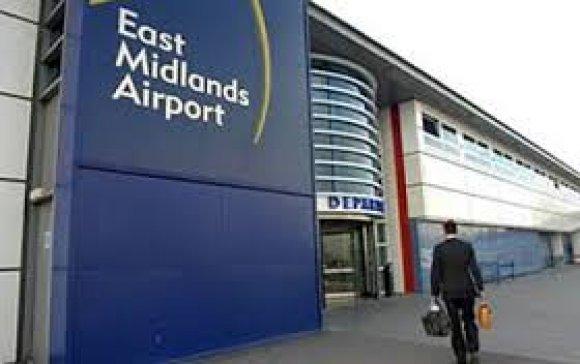 aéroport east midlands